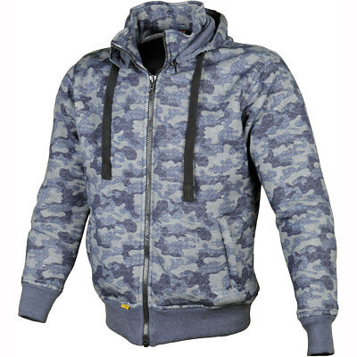 Booster Core Hoody Camouflage - Blue