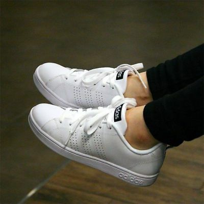 NEW ADIDAS NEO Womens Advantage Clean VS W Casual Sneakers
