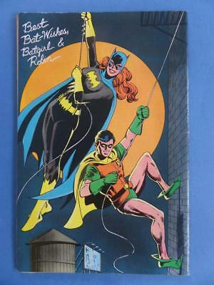 Batman Detective 485 1976 Demon By Ditko! Man-Bat Back Up!