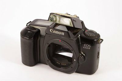 Canon EOS 1000F, analoge SLR Kamera, inkl. Bed-Anleitung, gebraucht   #1802927
