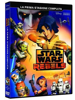 Star Wars Rebels - Stagione 01 (DVD)