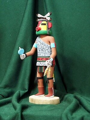Hopi Kachina Doll The Crow Mother Spectacular 30000 Picclick
