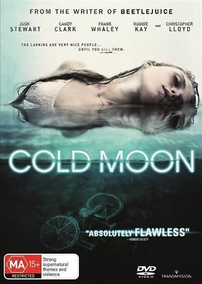 Cold Moon Dvd, New & Sealed, 2018 Release, Region 4, Free Post