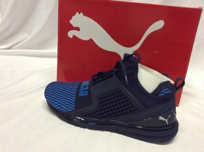 b96d9cd3bc59 Puma IGNITE LIMITLESS C Peacoat-French Blue Size 14 Cross Trainer EUR 48.5