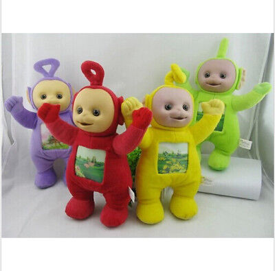 Gifts Children for summer 1Pcs 33cm Teletubbies Baby toys plush Dolls Export US