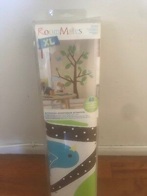 Dotted Tree Peel & Stick Giant Wall Applique
