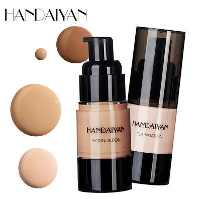 HANDAIYAN 8Colors Liquid Foundation Longlasting Full Coverage Concealer