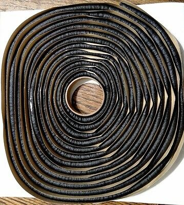 "Tuf-Tite 3/8"" x 20' Butyl Sealant Rope Sealing for Tuf Tite & Polylok Risers"
