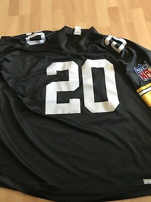 reputable site f4668 5dcf0 PITTSBURGH STEELERS ROCKY Bleier Jersey 4xl W/ 1969 NFL 50 Years Patch