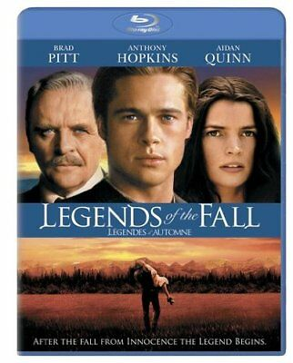 Legends of the Fall (Blu-ray, 2011) Bluray -Viewed Once - English & French -MINT