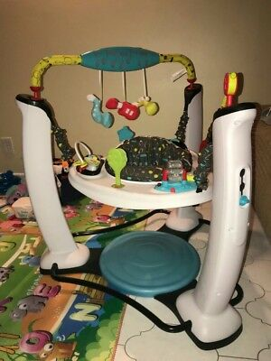 Baby Exersaucer Jam Session Jump and  Learn  Stationary Toddler Jumper Child NEW