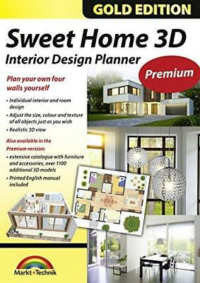 Sweet Home 3D Premium Edition - Interior Design Planner with an additional 1100