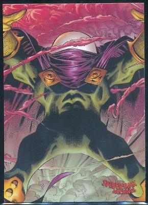2009 Spider-Man Archives Trading Card #29 Mysterio