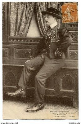 CPA - Carte postale - France - Homme en Habit traditionnel Breton ( CP3939 )
