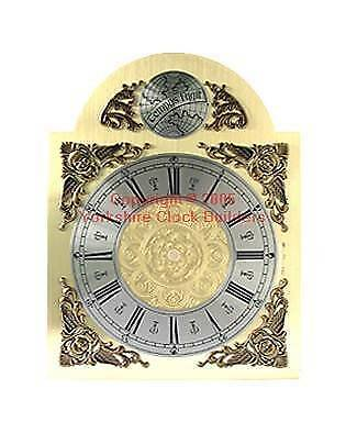 Grandfather clock dial 250mm x 250mm x 330mm suitable for Hermle 451  FREE P&P