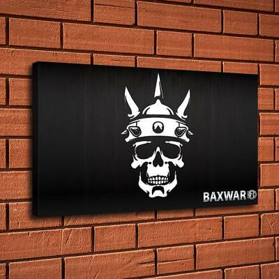 Battleaxe Warriors Painting HD Print on Canvas Home Decor Room Wall Art Picture