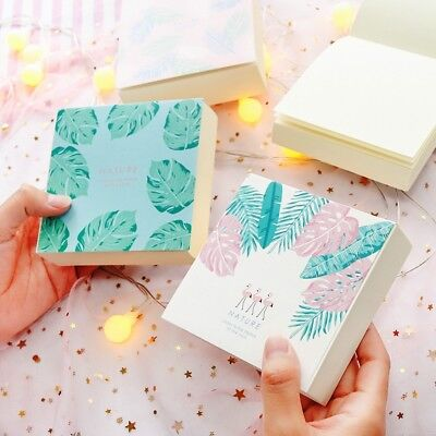 """""""Little Nature"""" 1pc Pocket Cute Diary Blank Freenote Notebook Memo Study Journal"""