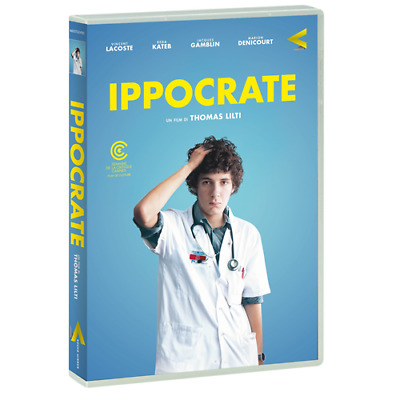 Ippocrate  [Dvd Nuovo]
