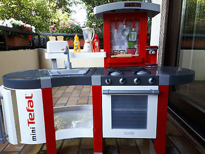 Mini Tefal Spielküche smoby (Sehr Gute Stand)