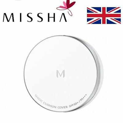 Missha M Magic Cushion Cover SPF50+/PA+++ 15g Air Cushion BB Cream