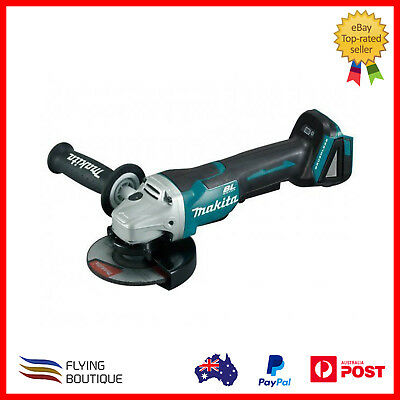 "Makita DGA505Z 18V Li-ion Cordless 125mm (5"") Brushless Switch Angle Grinder NEW"
