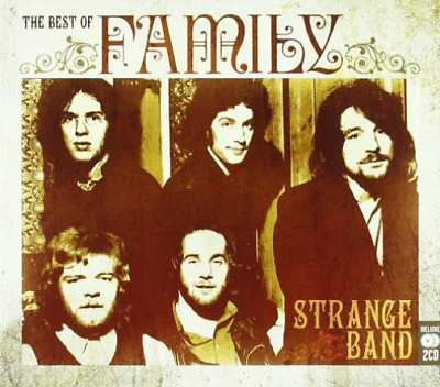 Family-The Very Best of Family  (US IMPORT)  CD NEW