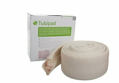 Tubipad Limb and Sacral Tubular Bandage Large, 4m, Polyurethane Foam - Each Roll