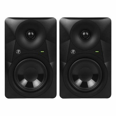 "Mackie MR524 (Pair) 5"" Active Studio Monitors 100W"