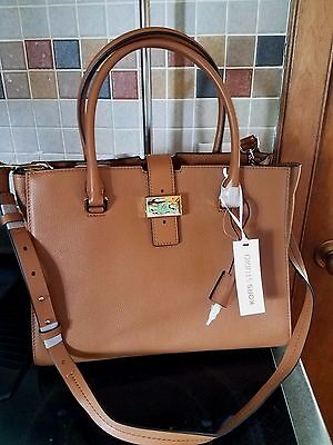 Michael Kors Build a Bond Large Satchel NWT