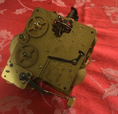 FHS 340-020 66 Floating Balance  Chiming Movement Germany Spare Repair