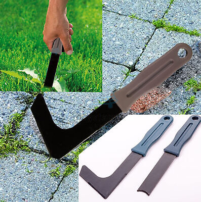 ⭐️New Heavy Duty Hand WEEDER Weeding Weed Remover Pull Tool Fork Tip Grip Puller