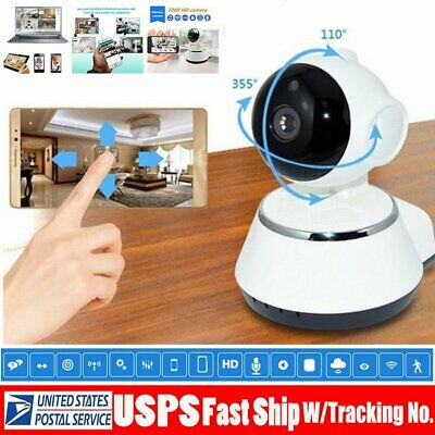 Wifi 1080P CCTV Camera IR indoor Security Surveillance Night Vision Home Camera