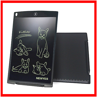 LCD Writing Drawing Tablet 12 Inches Graphics Board Memo Pad with Stylus Pen BB1