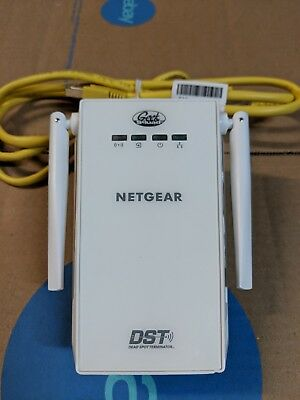 White LOT OF 2 Netgear DST Wireless Adapter DST6501-100NAS