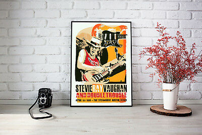 Art print POSTER / Canvas Louis Armstrong Concert Poster 1