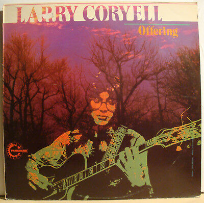 LP LARRY CORYELL - Offering  1972