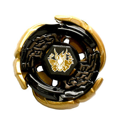 Beyblade 4D WBBA Top Rapidity Metal Fusion Fight Master Gold L-Drago Toys