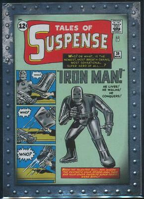 2010 Iron Man 2 Classic Covers Trading Card #CC1 Tales of Suspense #39