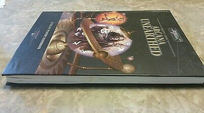 Sword Sorcery Monte Cooks Arcana Unearthed Players Handbook RPG Game Book