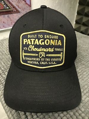 9742d7842 PATAGONIA BOARD SHORT Label LoPro Trucker Hat - Forge Gray - NEW ...
