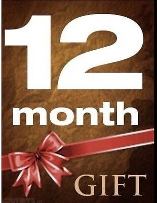 12 Month Vm Cable Hd Gift Sports Movies Kids Ect