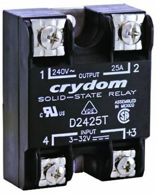 Sensata / Crydom 110 A rms Solid State Relay, Zero Cross, Surface Mount SCR, 280