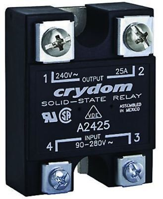 Sensata / Crydom 110 A Solid State Relay, Zero Cross, Panel Mount SCR, 280 V rms