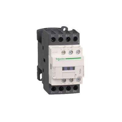 Schneider Electric LC1DT40B7 TeSys 4 Pole Contactor 40A AC1 24VAC Coil