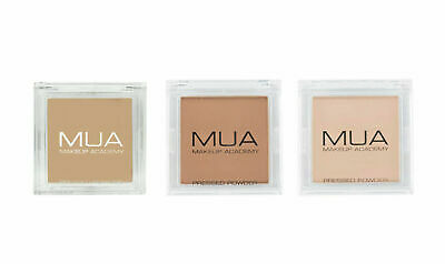 New MUA Pressed Powder Makeup Setting Foundation Face Powder BUY 1 GET 1 20% OFF