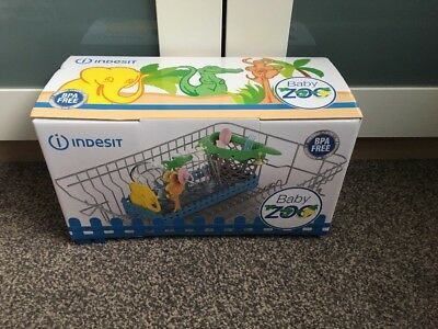 Indesit Dishwasher Baby Zoo Accessory Tray Holder / Basket