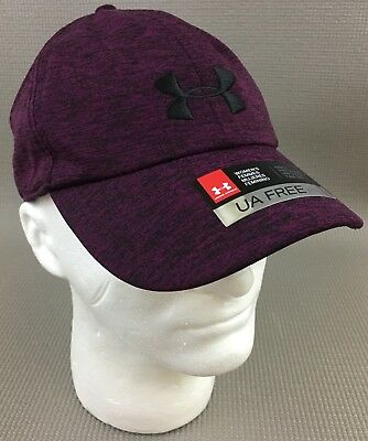 74cef3323ee UNDER ARMOUR WOMEN S UA Microthread Twist Renegade Cap Hat NEW ...