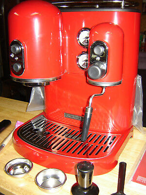 Espresso Machine KitchenAid Pro Line Dual Boiler   New Never Used