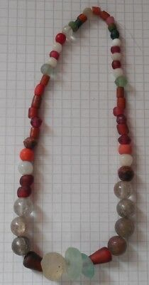 Ancient Beads/ necklace