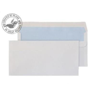 Everyday DL 110 x 220 mm Wallet Self Seal Envelope - White Box Of 1000  80gsm